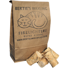Waxling Firelighters in a Bag (20 pieces)