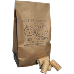 Waxling Firelighters in a Bag (40 pieces)